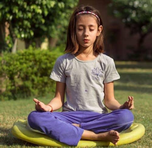 meditatie en minderfulness voor ouders en kinderen Amersfoort